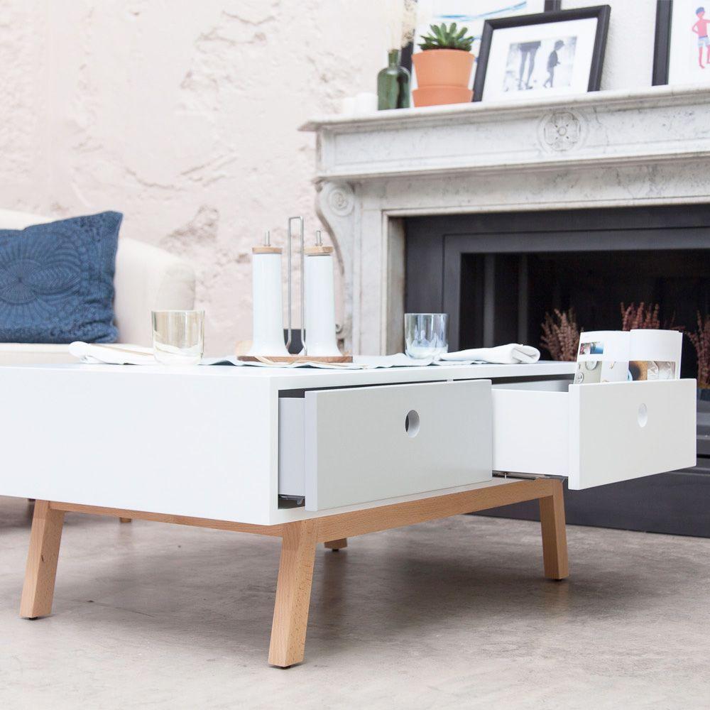 Mesa Adela, una mesa de centro para cualquier estancia. | Collection