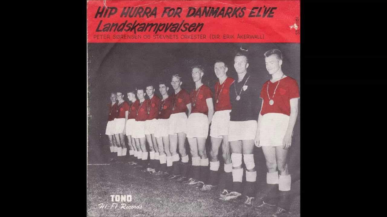 Peter Sørensen - Hip Hurra For Danmarks El've