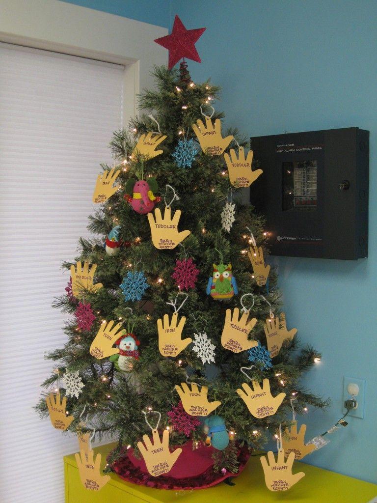 Christmas Giving Tree Ideas.The Giving Tree Ronald Mcdonald S House City Gospel Mission