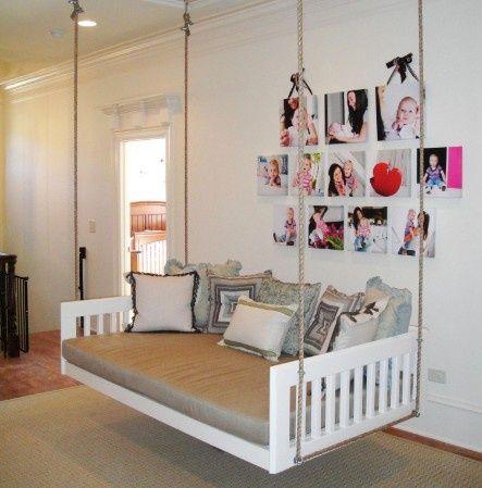 pinterest diy hanging beds hanging bed