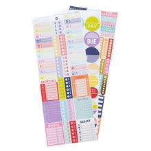 Creative Year Budget Sticker Book By Recollections™