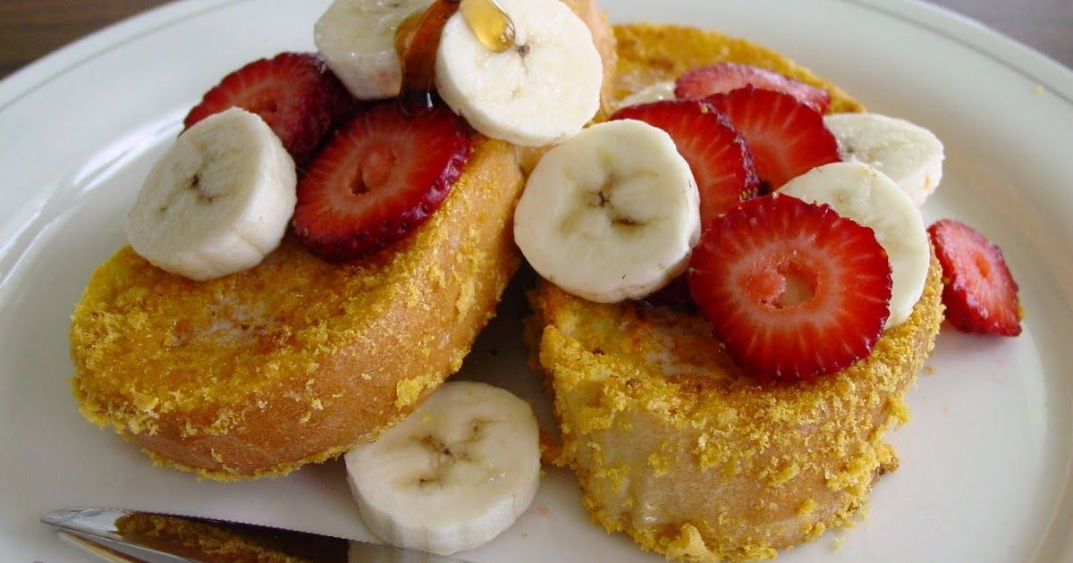 Captain Crunch French Toast Recipe Blue Moon