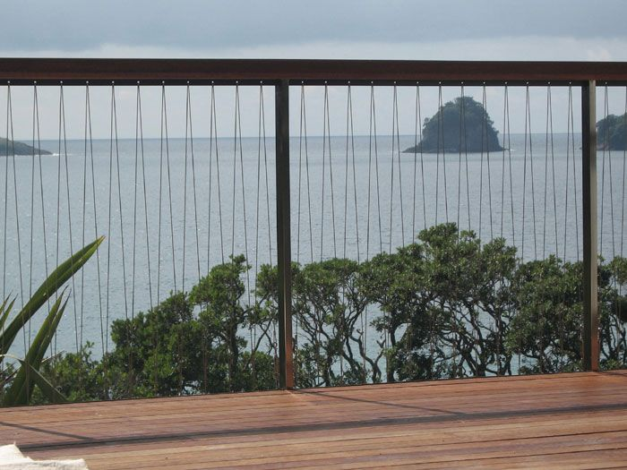 Stainless steel balustrades | Stainless Works | Auckland | Stainless ...