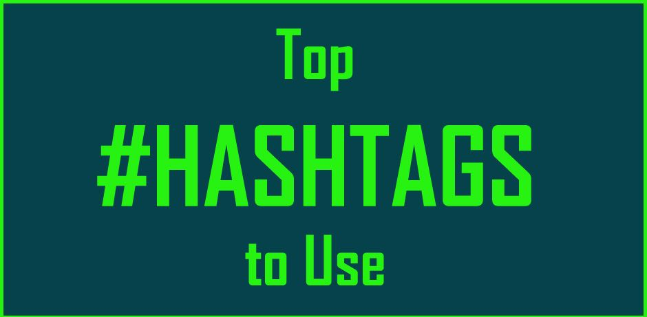 Top Hashtags To Use For Blogging Graphic Design Web And More Every