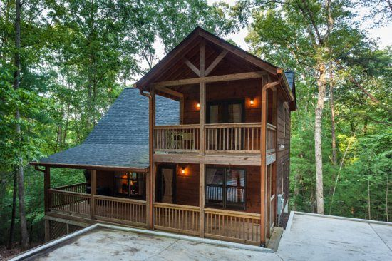 Away From It All Cabin Cabin Rentals House Rental