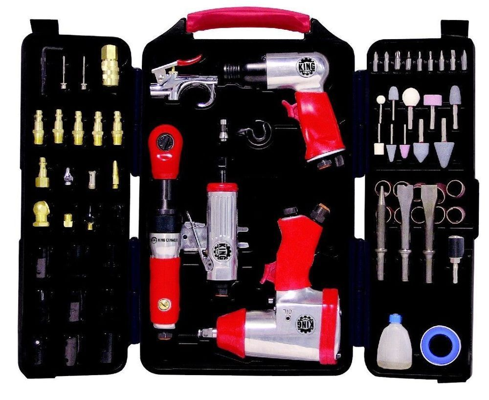 "Details about Craftsman 3pc Air Tool Set 1/2"" Impact"