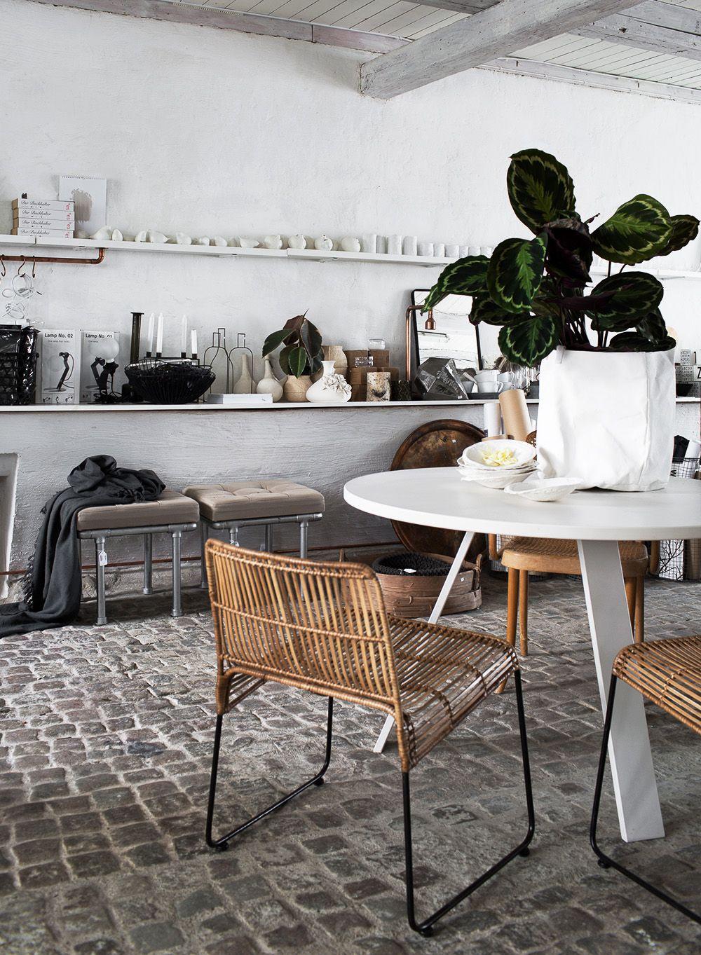Rotin Contemporain Modern Rattan Rattan Design Les Bons Details Maison Etage Deco Planchers Modernes