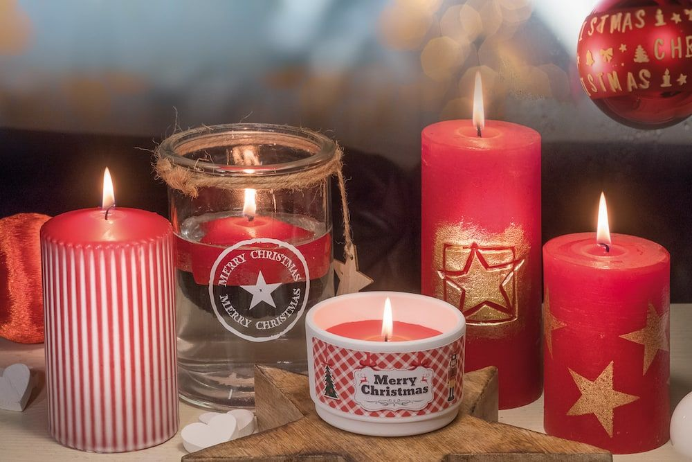 Kerzen Qualitativ Und Hochwertig Candles Qualitative And