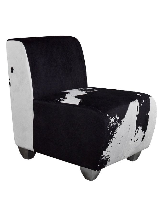 Furniture Harmony Slipper Chair from Modern Industrial
