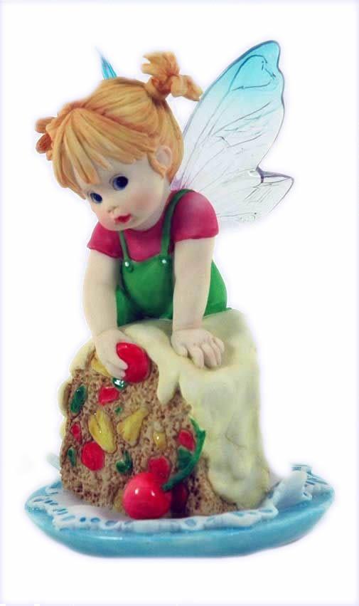 Fruit Cake Fairie Baby Fairy Fairy Dolls Little Kitchen