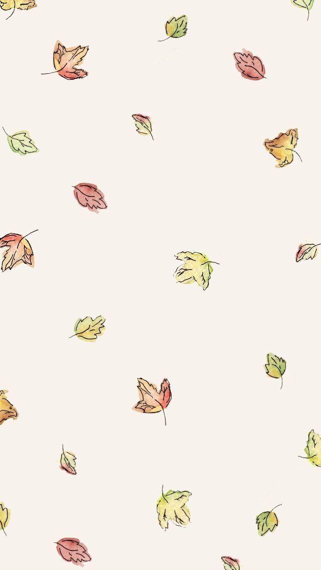 5 Fall Pattern Iphone Wallpapers Cute Fall Wallpaper Iphone Wallpaper Bright Fall Wallpaper