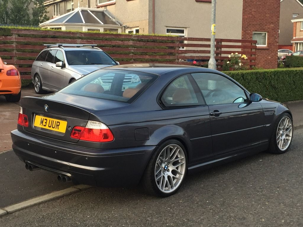 M3 Just Back From A Full Respray Steel Grey Bmw M3 Forum Com