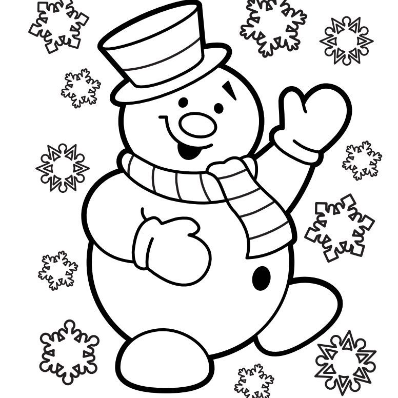Image result for christmas coloring pictures | Art Work | Pinterest ...