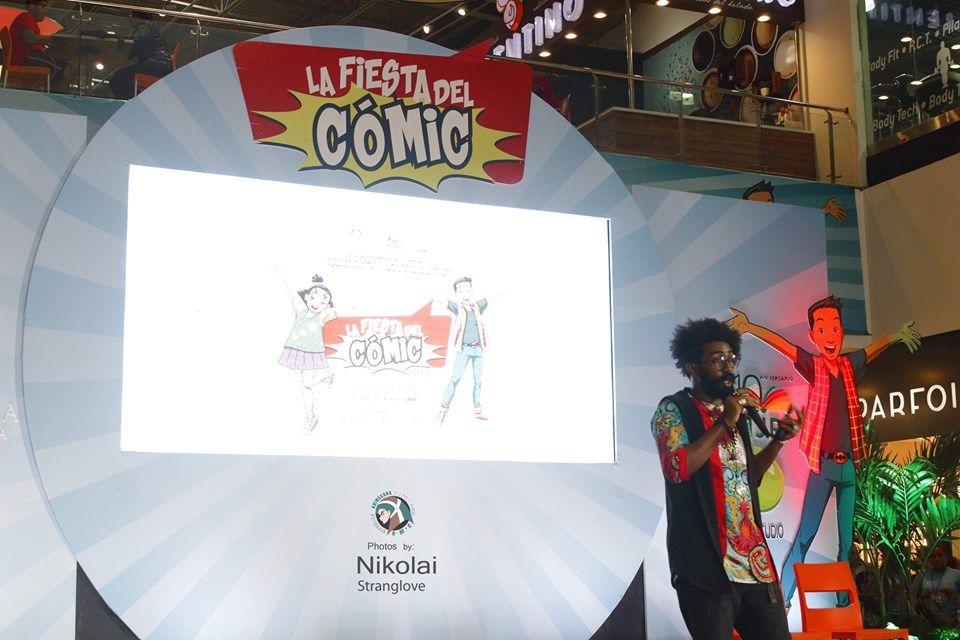 Venue Fiesta Del Comic 2019 Place Galeria 360 Location City