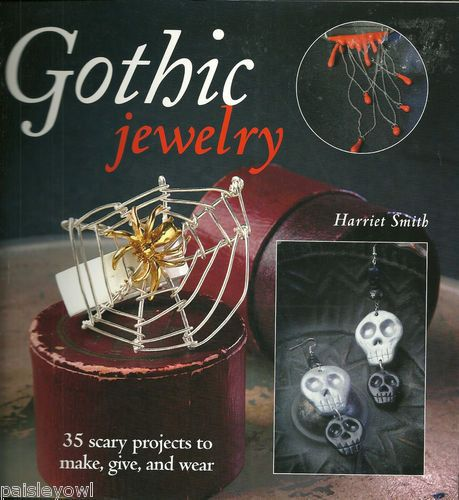 Gothic Jewelry By Harriet Smith By Rdsupplies On Etsy 9 99 Gothic Jewelry Gothic Jewelry Diy Gothic Jewelry Box Diy