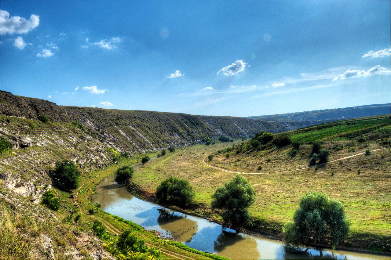 Orheiul Vechi, Trebujeni   Moldova - I've been...absolutely stunning view. Take me back!!