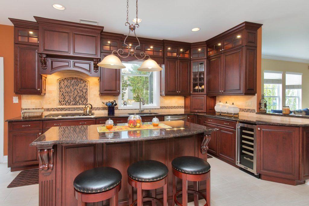 Kitchen Cabinets Lakewood New Jersey Kitchen Refurbishment Stained Kitchen Cabinets Interior Design Kitchen