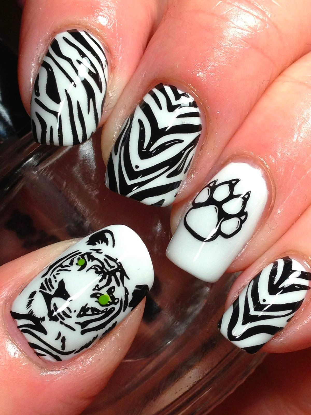 Infinity 12 | Infinity Nails Stamping | Pinterest | Infinity ...