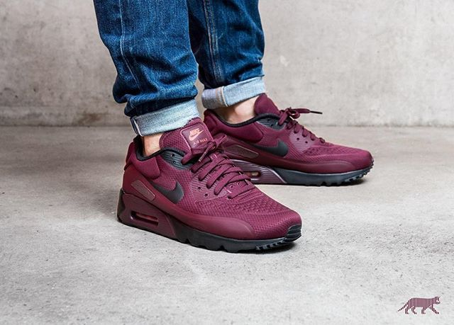 096010f4a859 Nike Air Max 90 Ultra Night Maroon