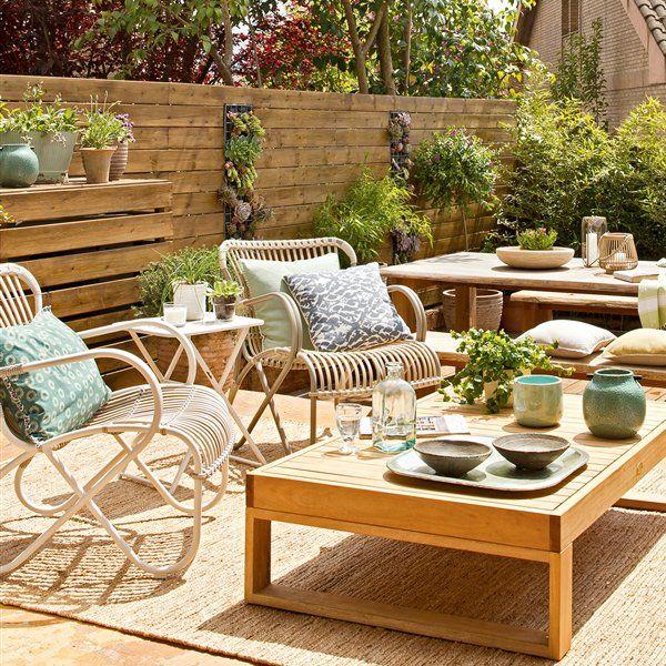 Terraza 100 Natural Terrazas Porches Outdoor Spaces
