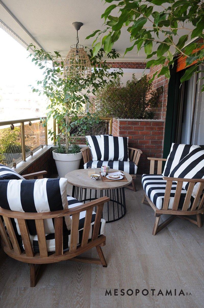 Ilusion Muebles Para Balcon Muebles De Exterior Decoracion De Terrazas Pequenas