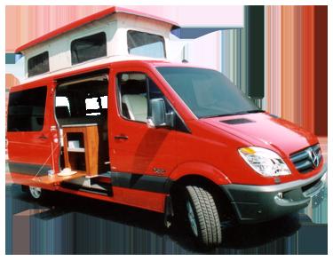 Sportsmobile Custom Camper Vans Sprinter Rb 150sm With