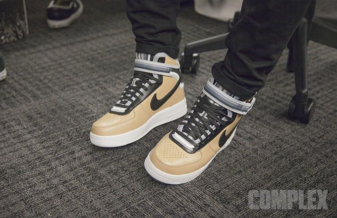 office nike air force. The Best Sneakers In Complex Office This WeekRiccardo Tisci X Nike Air Force 1 Mid 0