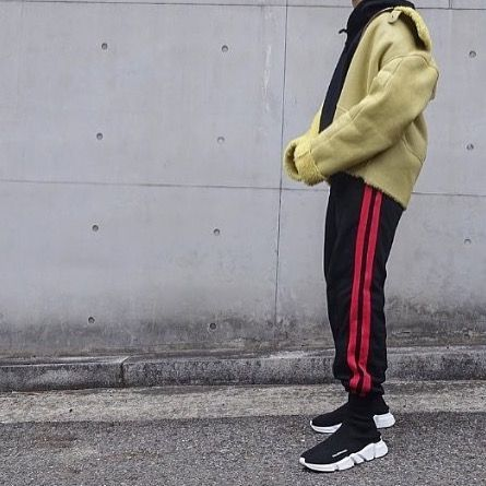 Those Damn Black Shoes