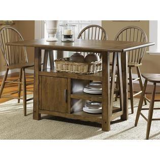 Liberty Furniture Farmhouse Center Island Table at Sears.com ...