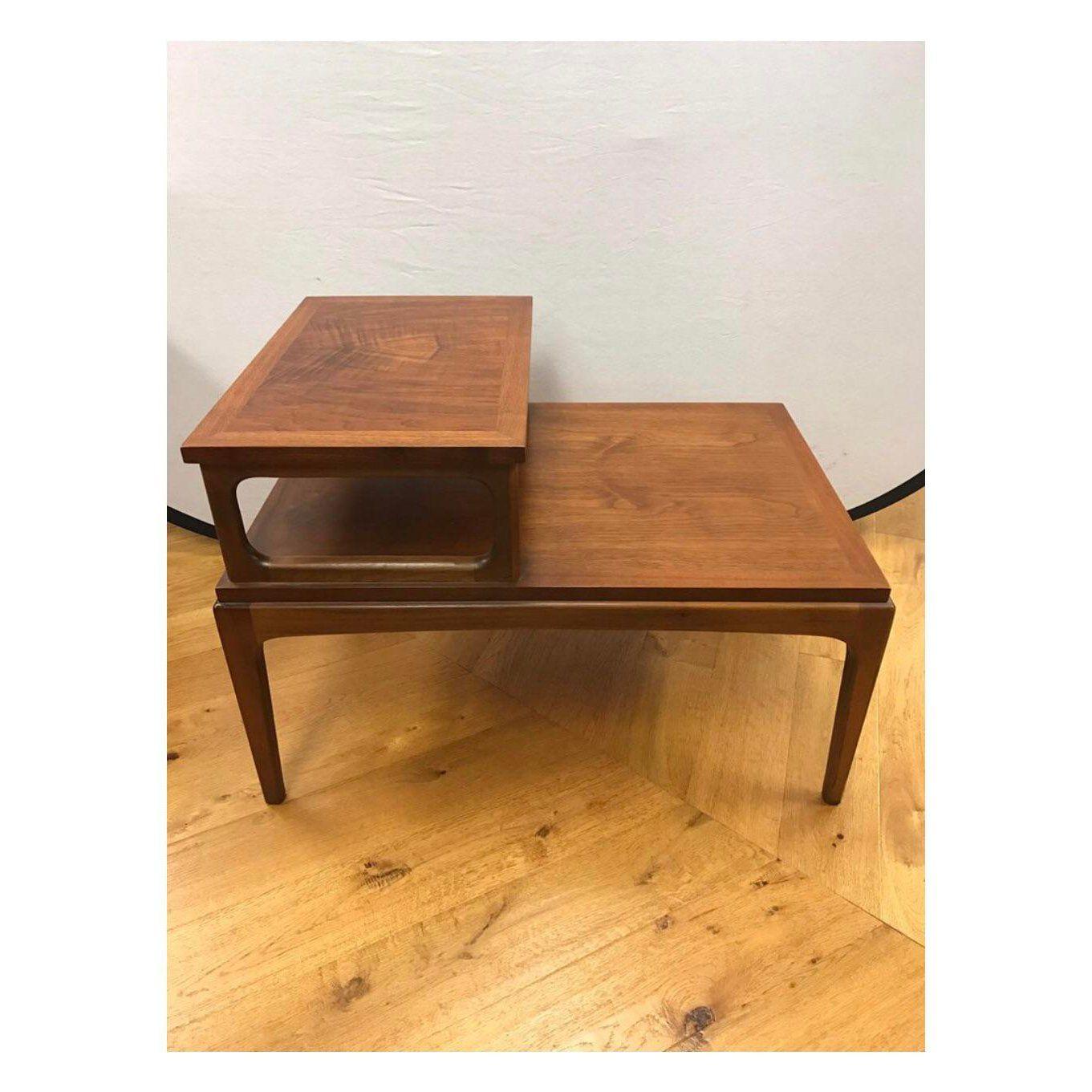 Altavista Lane Pair Of Midcentury Lane Altavista End Tables Nightstands For Sale Image 4 Of 11 In 1912 John Lane
