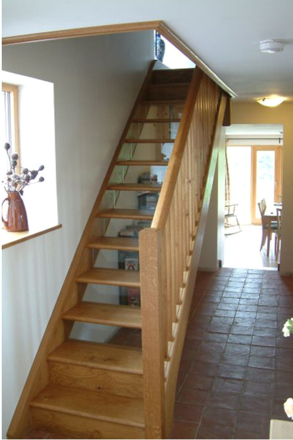 Best Attractive Straight Stairs Design For Home Stairs Design 640 x 480
