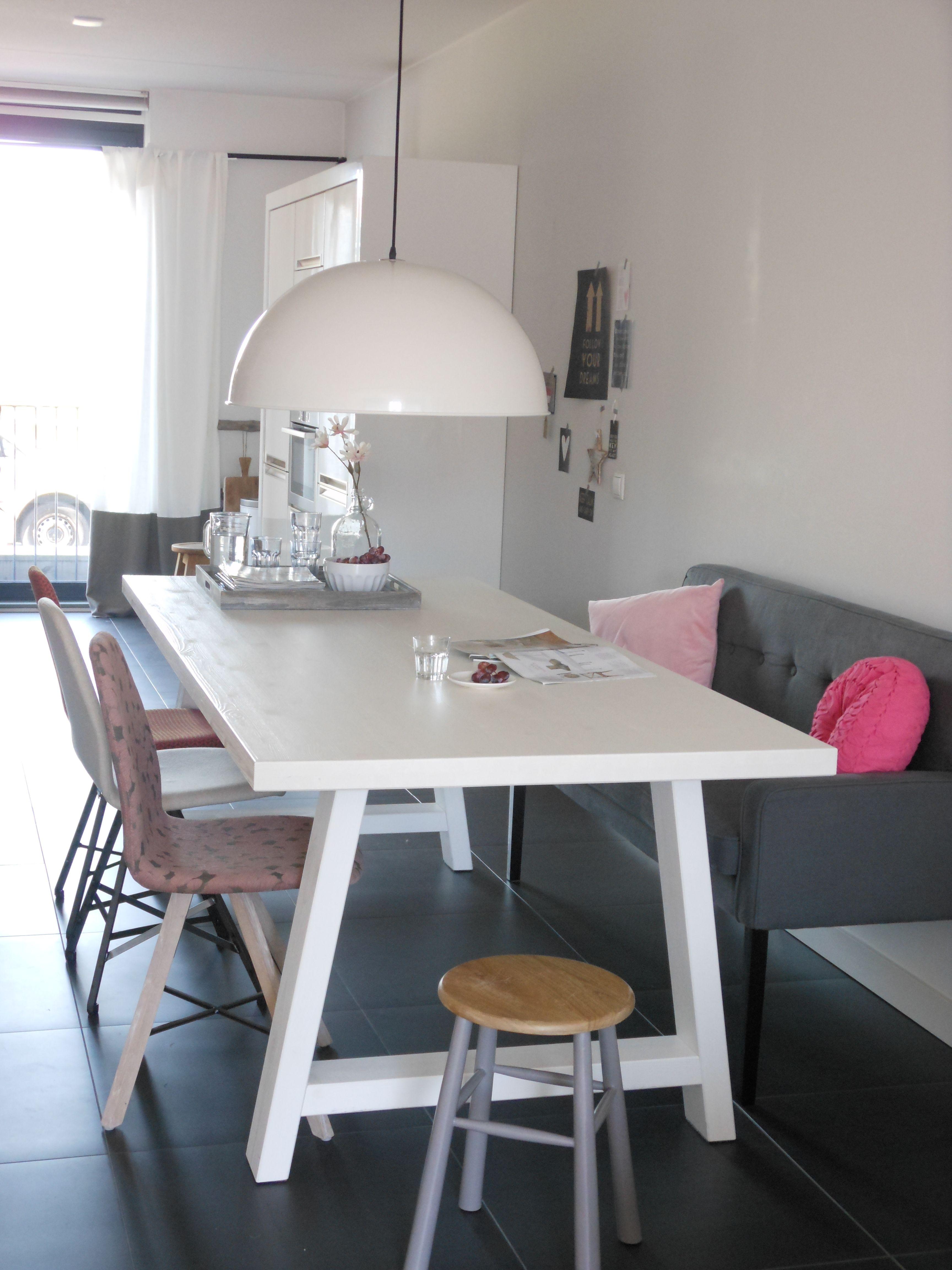 table salle manger mes sources d 39 inspiration pinterest maison d coration maison et. Black Bedroom Furniture Sets. Home Design Ideas