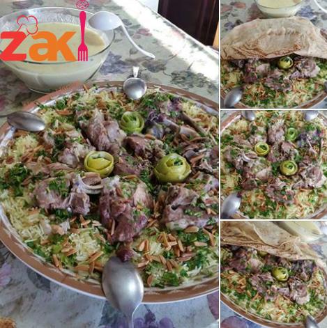 مين بحب المنسف الأردني على أصوله زاكي International Recipes Cooking Recipes