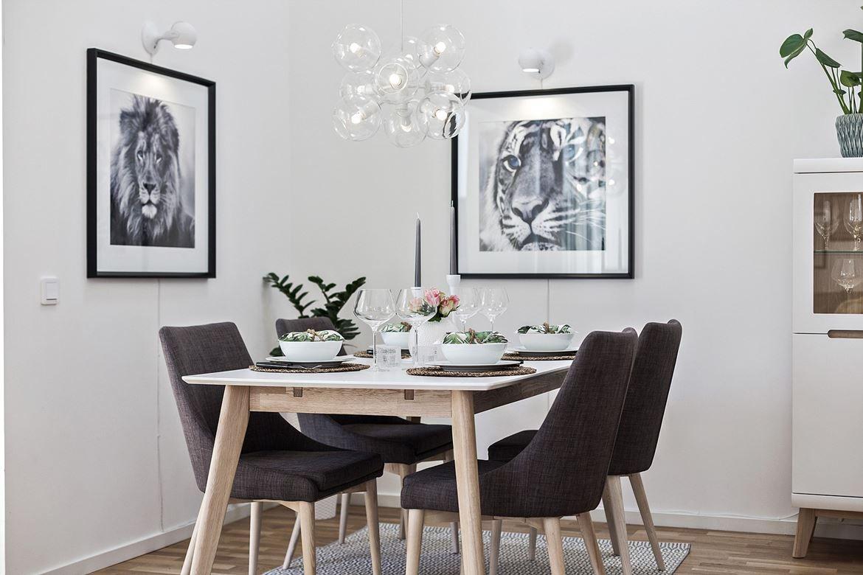 Storstensvägen 5 - Bjurfors  Home decor, Dining table, Decor