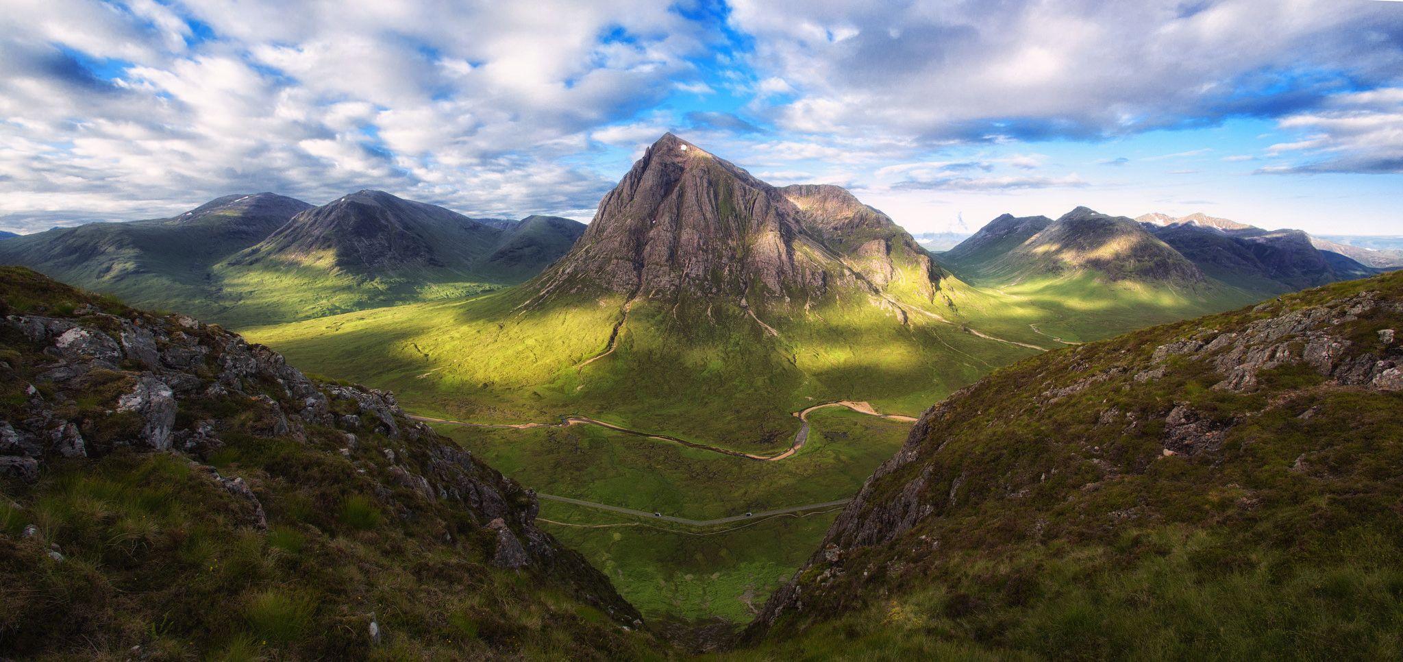A Kilt For The Boochle Scotland Wallpaper Scenic Places In Scotland