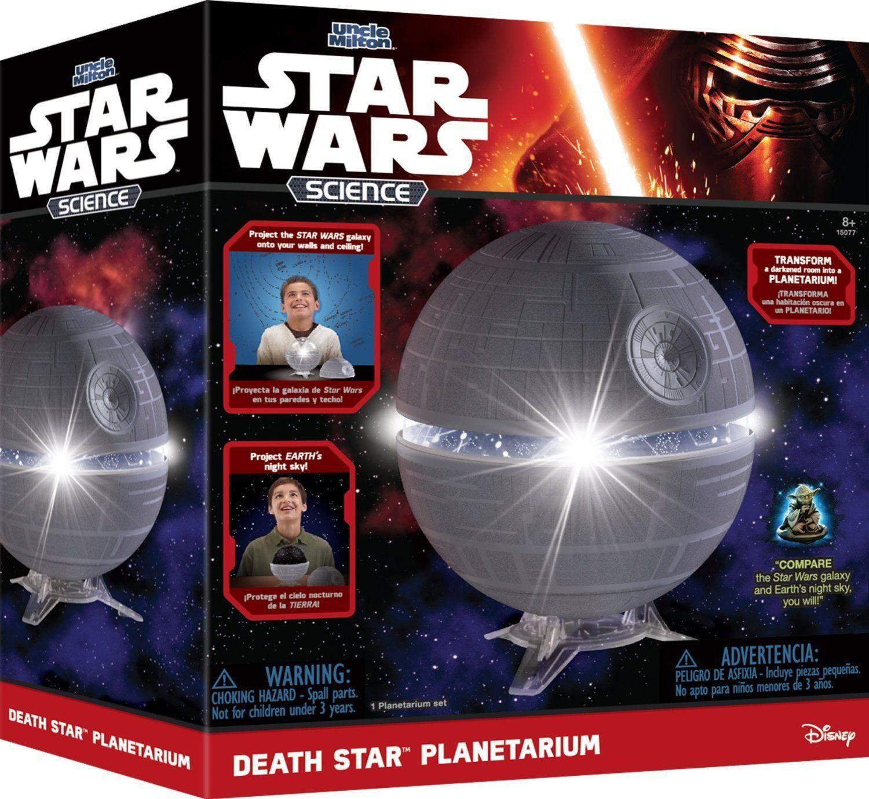 Amazon.com: Uncle Milton   Star Wars Science   Death Star Planetarium: Toys