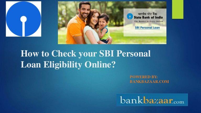 Sbi Personal Loan Eligibility Personal Loans Loan Interest Rates Online Loans