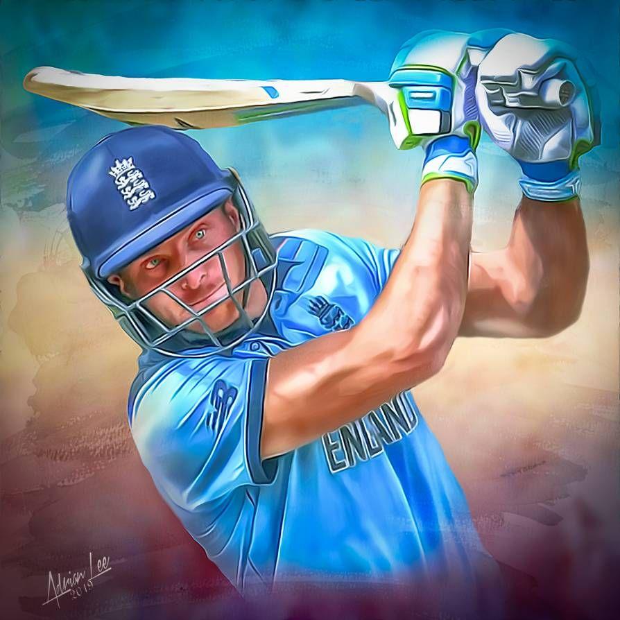 Jos Butler England By Realdealluk On Deviantart Cricket Wallpapers England Cricket Team Cricket Sport