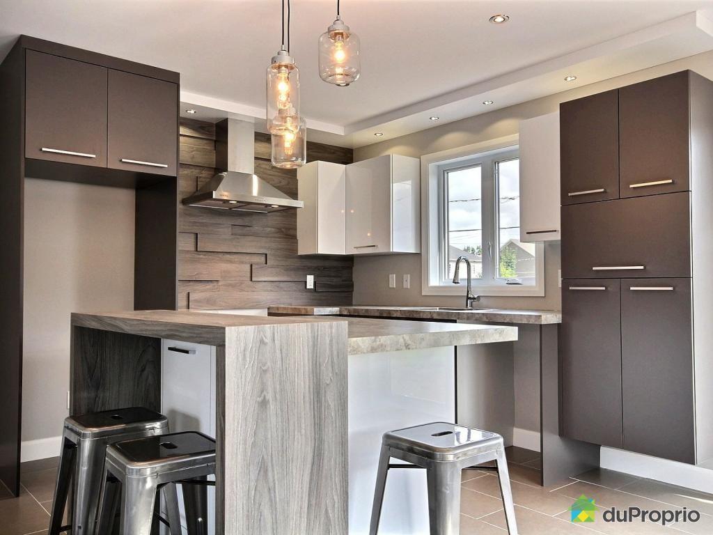 j ai vendu sans commission avec l aide de l quipe duproprio maison pinterest kitchens. Black Bedroom Furniture Sets. Home Design Ideas