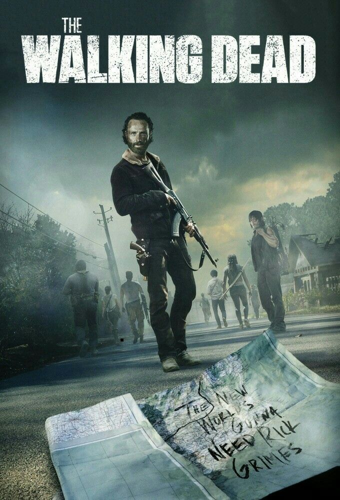 The Walking Dead The Walking Dead Temporada The Walking Dead E
