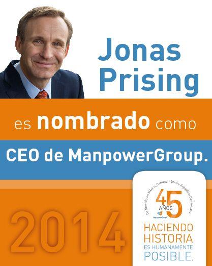 En 2014 ManpowerGroup...