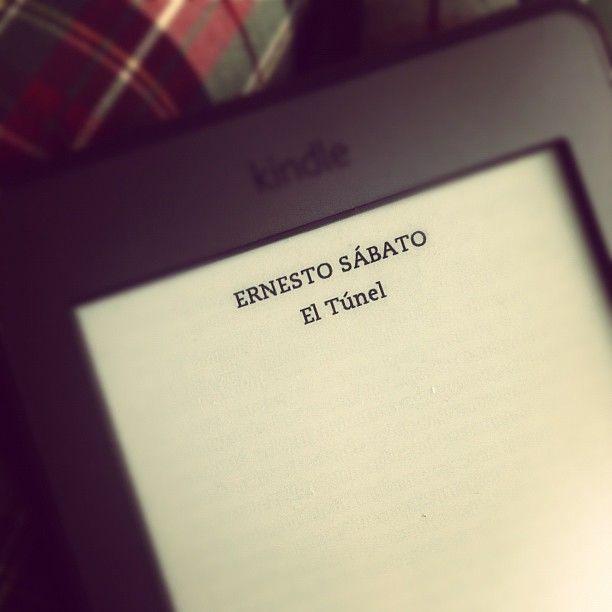 El túnel de Ernesto Sábato sponsored #books #booksworthreading #ernestosabato #done