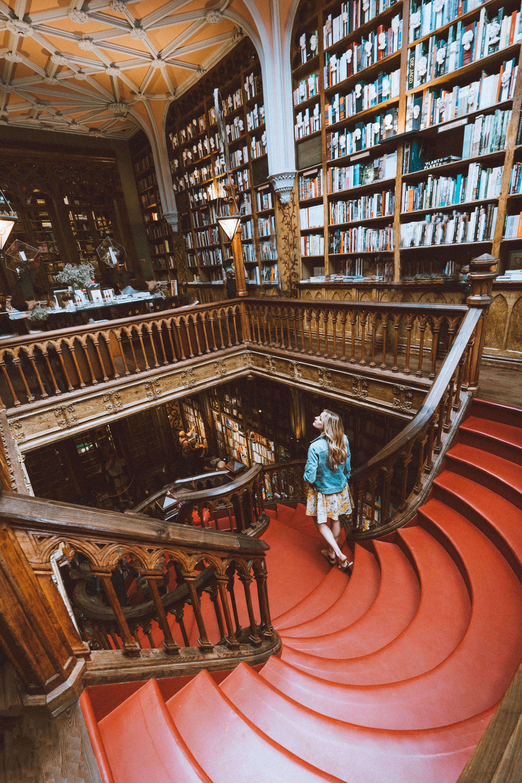 Harry Potter Library Porto  #porto #portugal