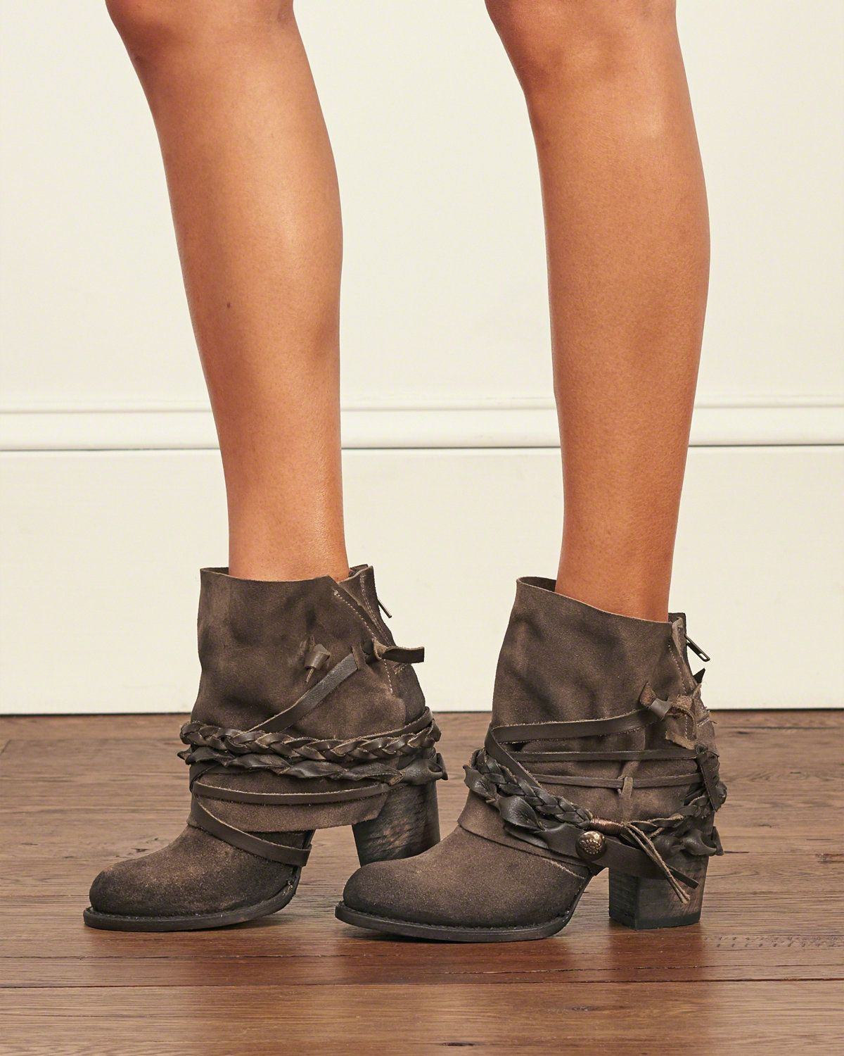Womens Freebird by Steven Cairo Bootie | Womens Shoes | Abercrombie.com