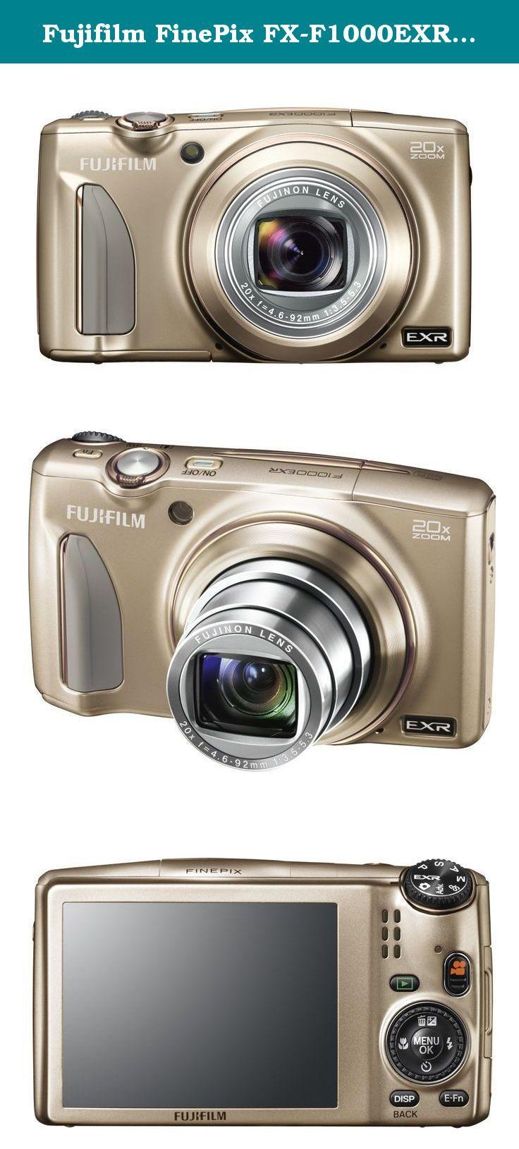 Fujifilm FinePix F1000EXR Camera Driver for PC
