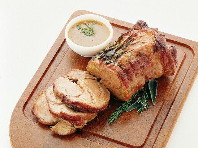 Come si cucina l arrosto di vitello sale pepe recipe to make