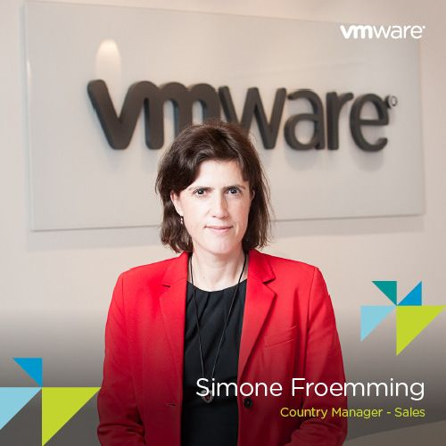 Meet Germany Country Manager of Sales, Simone Froemming and see how her commitment for @vmware empowers customers to solve their toughest business challenges. http://vmw.re/153DZXn #VMware    #PeopleSpotlight #VMwareCareers