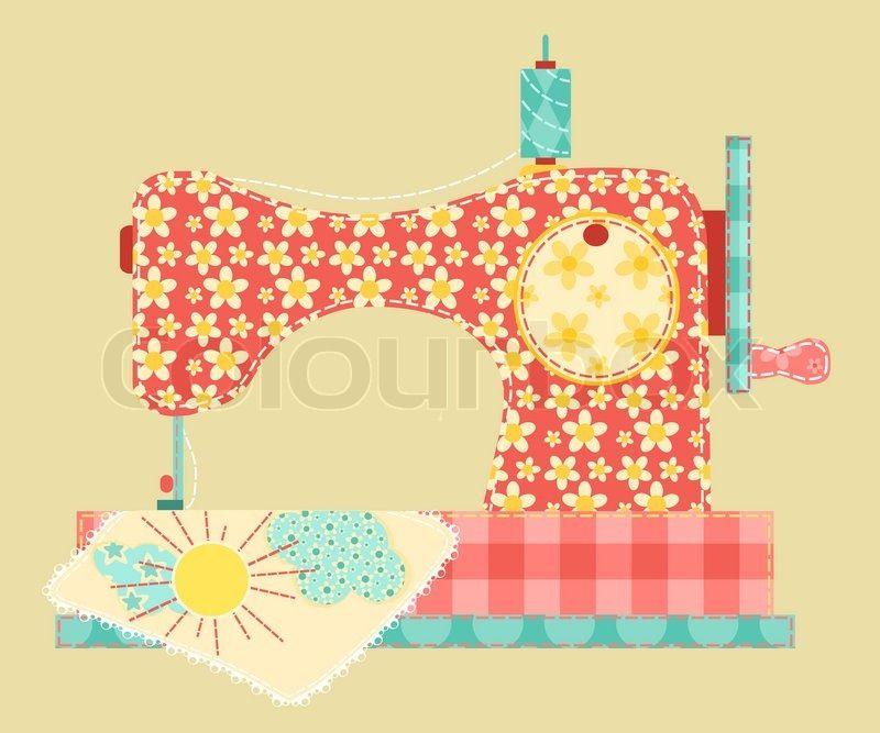 Patrones Patchwork Gratis: Máquina de coser!! | proyectos ...