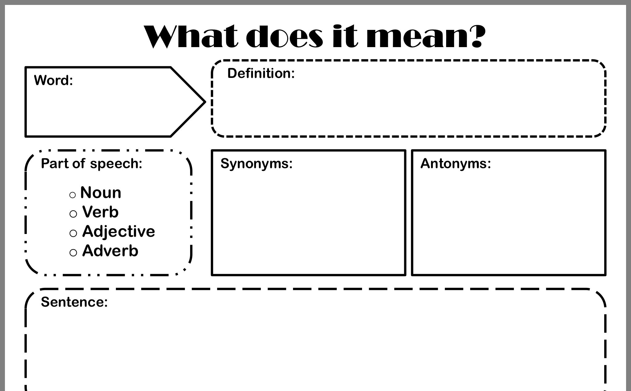 Pin On Worksheets For Second Grade