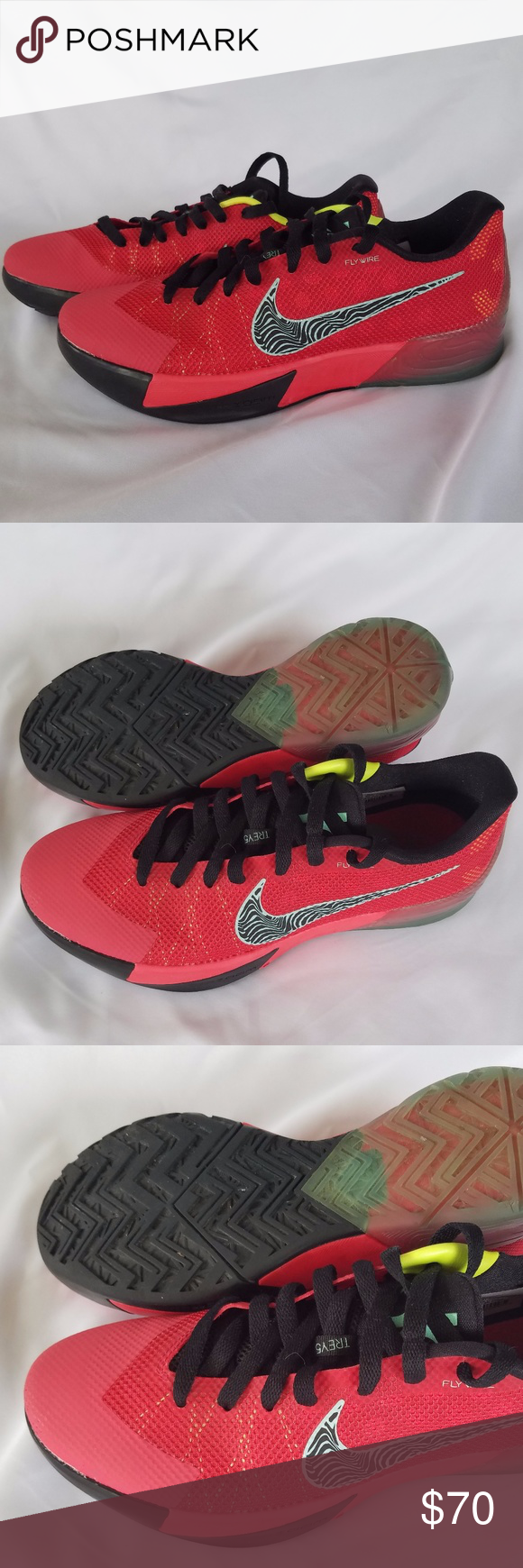 f8c1449a7ea6 ... norway nike kd trey 5 ii size 8 red and black nike kd trey 5 ii